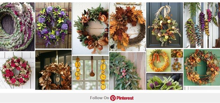 Pinterest Wreaths